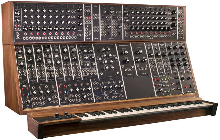 System 35 and Sequencer Complement B Limited-edition Reissue Modular  Synthesizer System