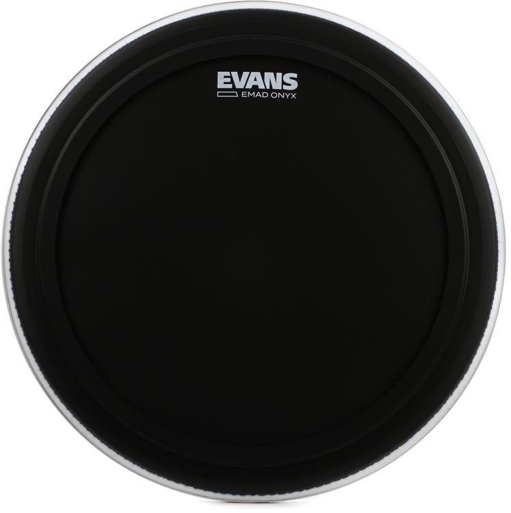 Evans Onyx Series Bass Drum Head - 18