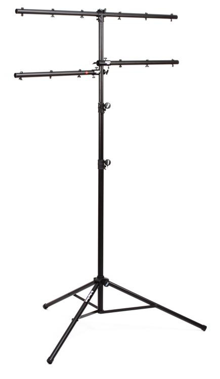On-Stage Stands LS7720QIK Quick-Connect u-mount Lighting Stand image 1