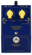 Chandler Limited Germanium Drive Distortion Pedal