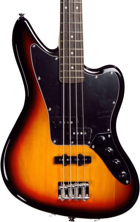 squier vintage modified jaguar bass special 3 color. Black Bedroom Furniture Sets. Home Design Ideas