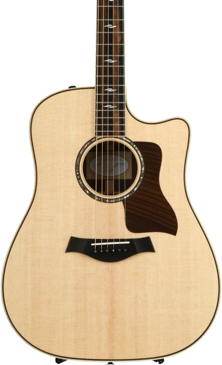 Taylor 810ce - Rosewood back and sides image 1