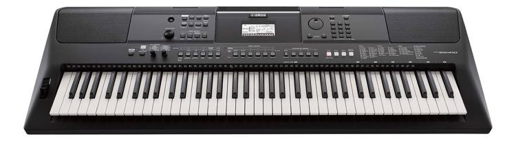PSR-EW410 76-key Portable Keyboard