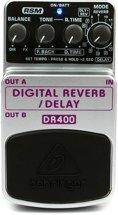 Behringer DR400 Digital Reverb/Delay Pedal