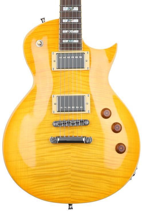 ESP LTD Alex Skolnick Signature AS-1 - Lemon Burst image 1