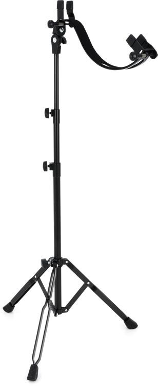 K&M Performer Walk Up Guitar Stand - Electric image 1