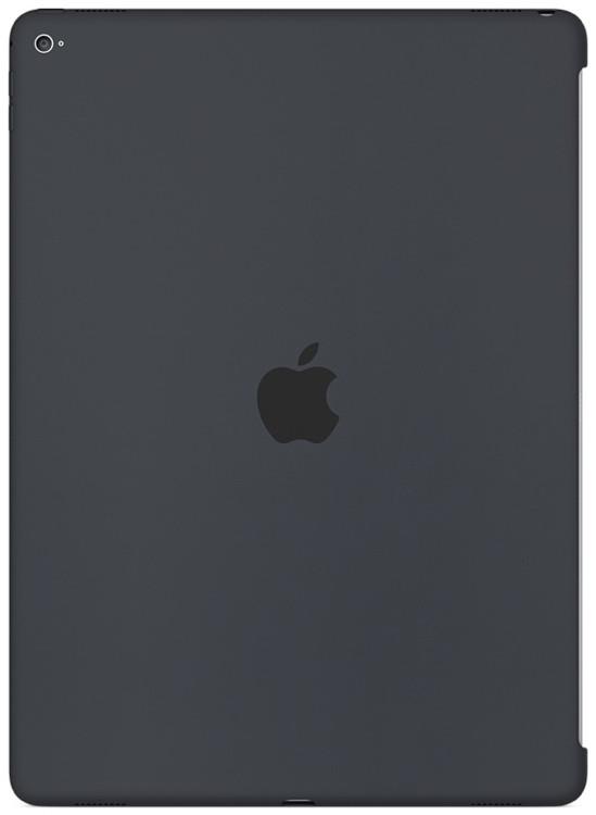 Apple iPad Pro Silicone Case - Charcoal Gray image 1