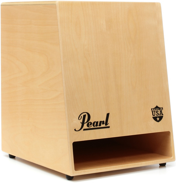 Pearl Sonic Boom Cajon - without Snares image 1