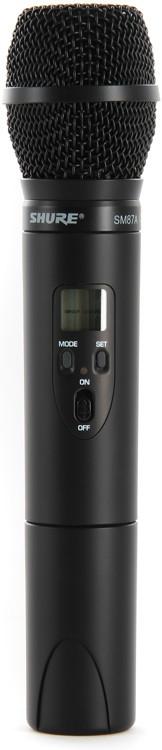 Shure ULX2/SM87 Transmitter - G3 Band, 470 - 505 MHz image 1
