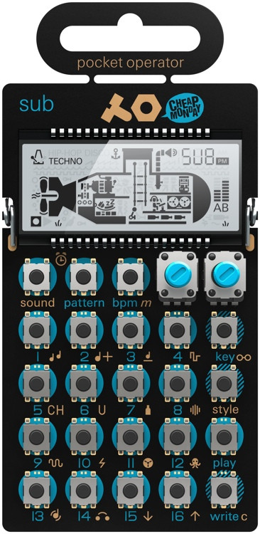 Teenage Engineering Pocket Operator PO-14 Sub image 1