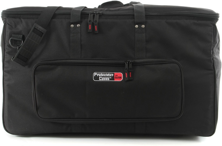 Gator Drum Bag w/ Divider System for Electronic Drum Set - Small, Wheels image 1