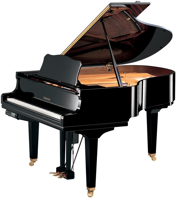 Yamaha DGC2E3S Disklavier Grand Piano image 1