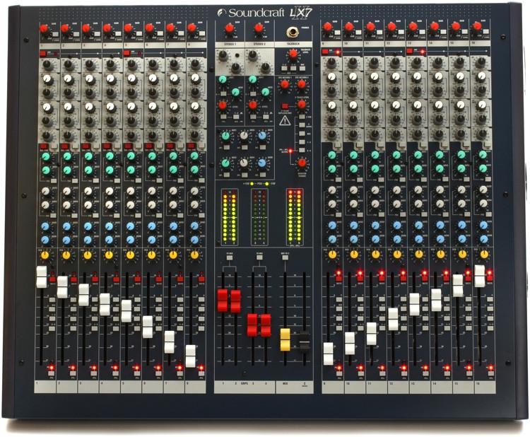 Soundcraft LX7ii 16 image 1