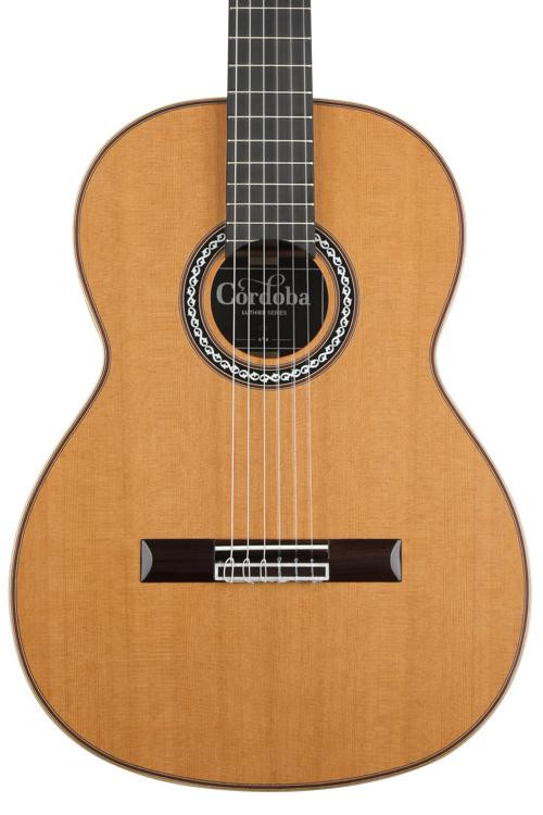 Cordoba C12 CD - Canadian Cedar Top image 1
