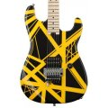 EVH Striped Series - Black and Yellow