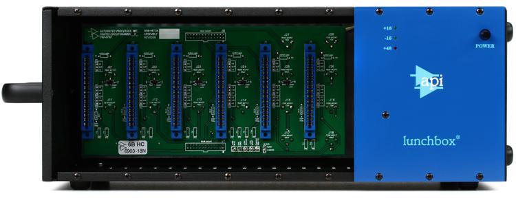 API 500-6B Lunchbox image 1