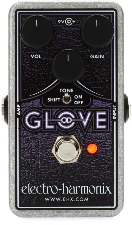 Electro-Harmonix OD Glove MOSFET Overdrive / Distortion Pedal image 1