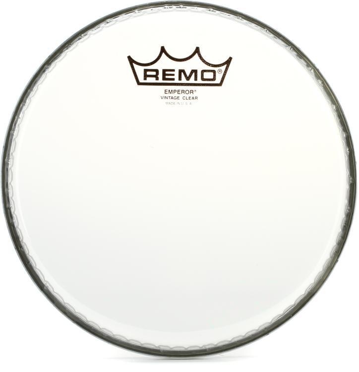 Remo Vintage Emperor Clear Drum Head - 8