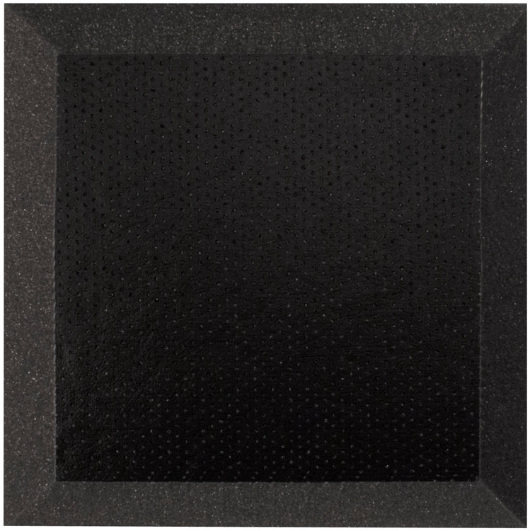 Ultimate Acoustics UA-WPBV-12 Bevel Wall Panel with Vinyl Layer (pair) image 1