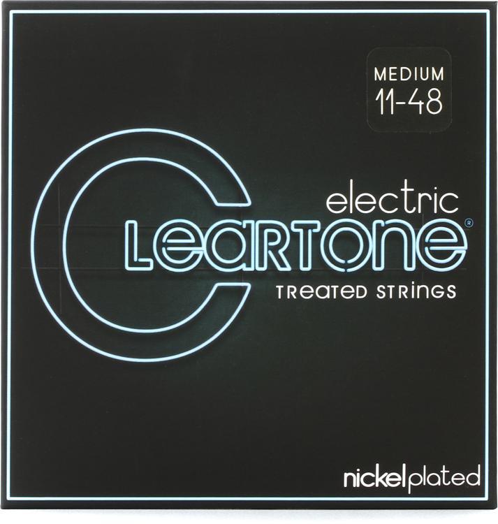 Cleartone 9411 EMP Electric Guitar Strings - .011-.048 Medium image 1