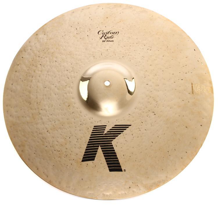 Zildjian K Custom Ride - 20