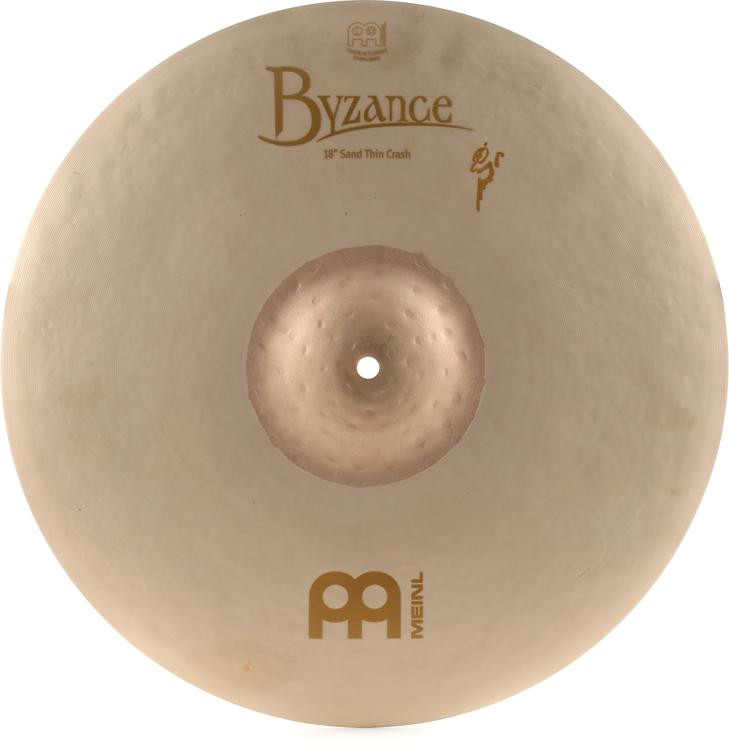 Meinl Cymbals Byzance Vintage Sand Thin Crash - 18