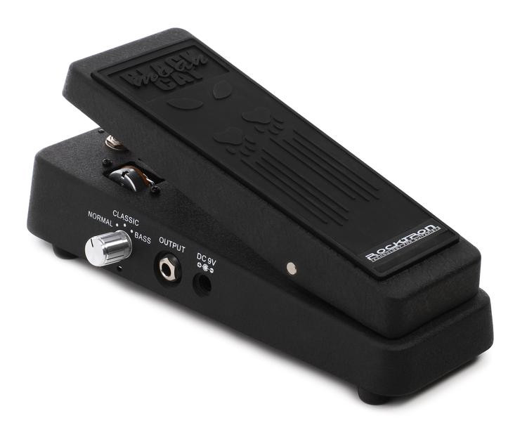 Rocktron Black Cat Moan Wah Pedal with Distortion image 1