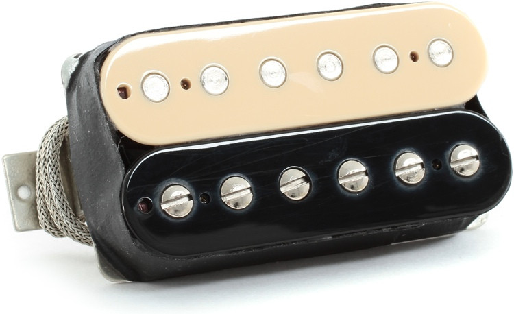 Gibson Accessories \'57 Classic Pickup - Zebra, Neck or Bridge, 2-Conductor image 1