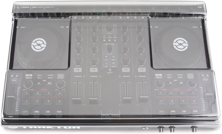 Decksaver Cover for Native Instruments Traktor Kontrol S4 image 1