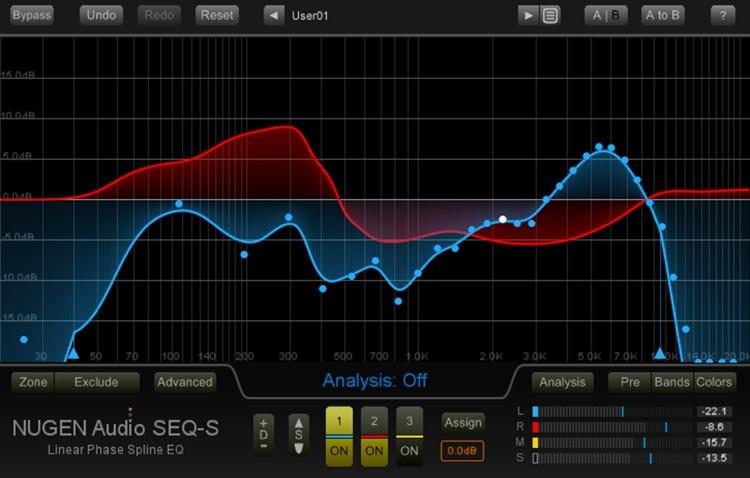 NUGEN Audio SEQ-S image 1