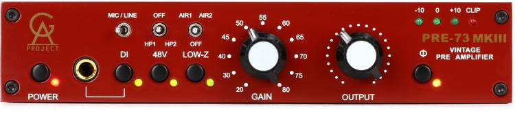 Golden Age Pre-73 MKIII Mic/line Preamp image 1