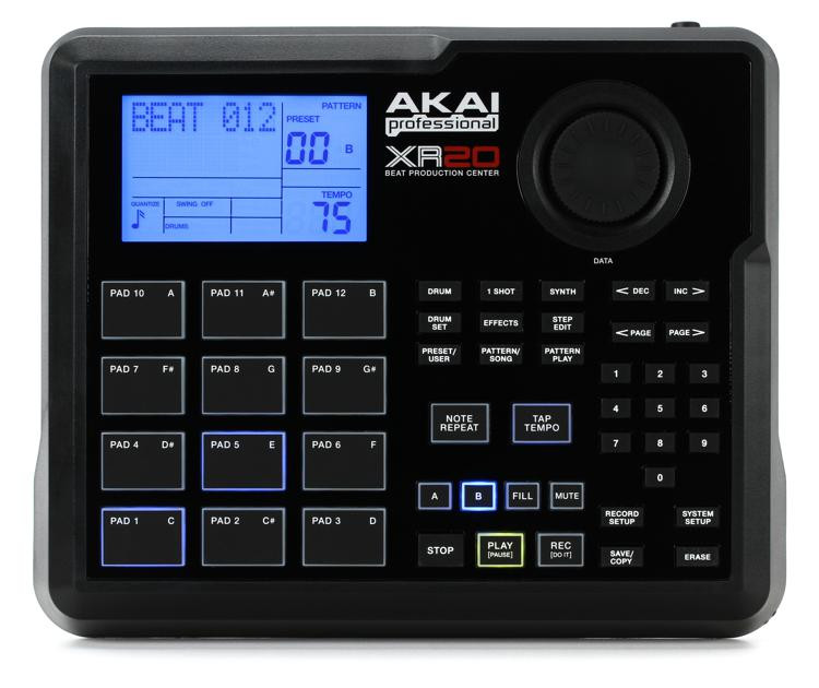 Akai Professional XR20 Drum Machine image 1