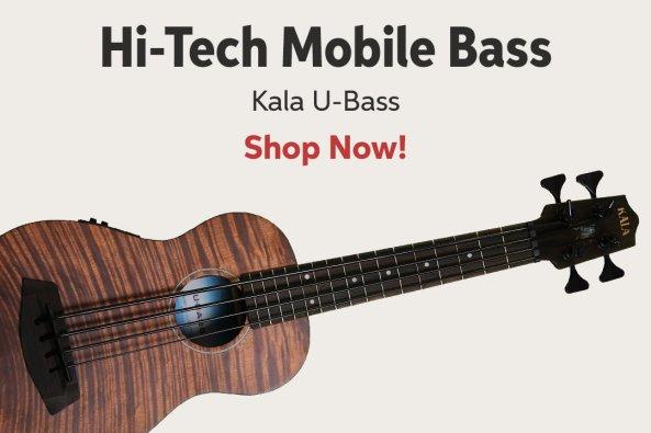Hi-Tech Mobile Bass Kala U-Bass Shop Now!