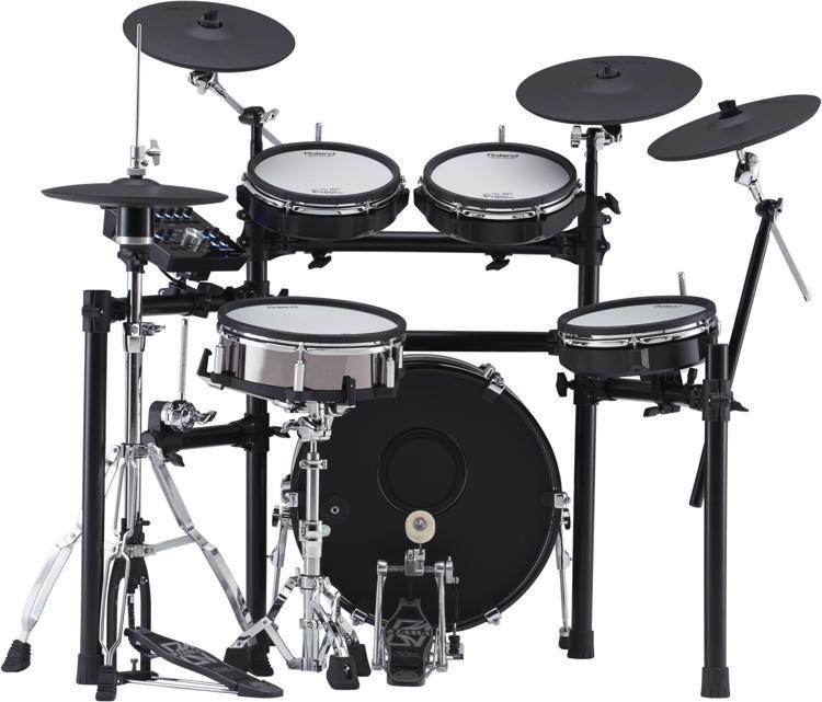 Roland V Drums Td 25kvx Electronic Drum Set Sweetwater