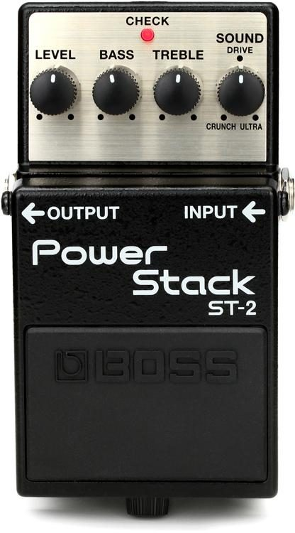 ST-2 Power Stack Overdrive Pedal