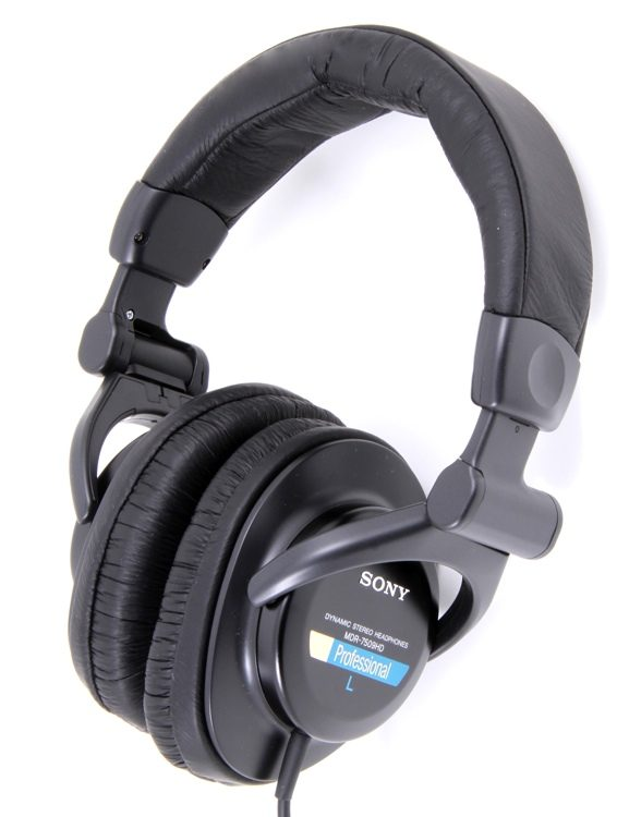45ce8c91baf Sony MDR-7509HD | Sweetwater