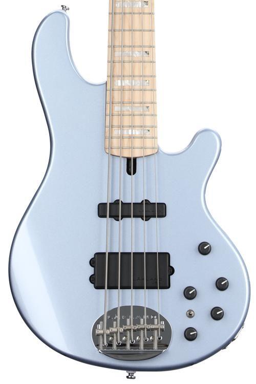 Skyline 55-02 Custom - Ice Blue Metallic w/ Maple Fingerboard