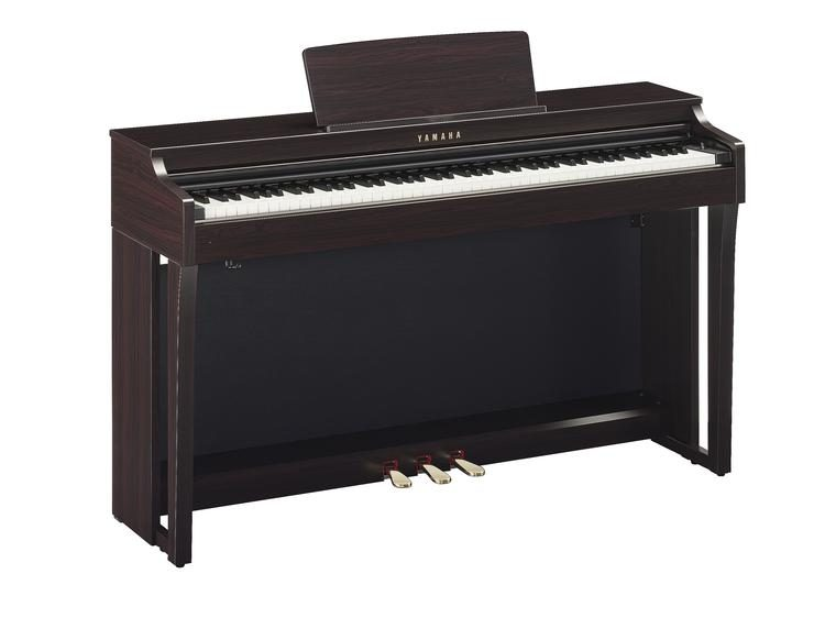 Yamaha Clavinova Clp 625 Digital Upright Piano With Bench Rosewood