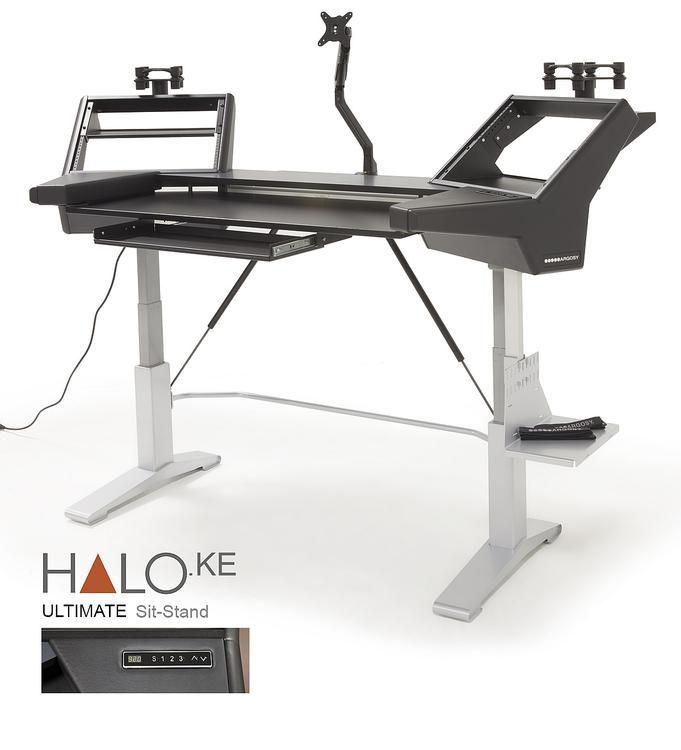 Halo KE Workstation - Ultimate, Sit-Stand