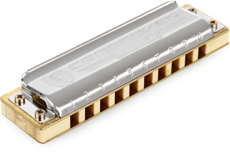Hohner Marine Band Crossover In G