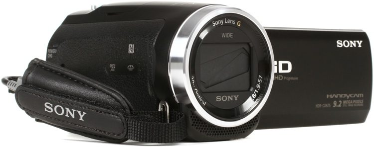 Sony Hdr Cx675 Handycam 1080p Full Hd Camcorder Sweetwater