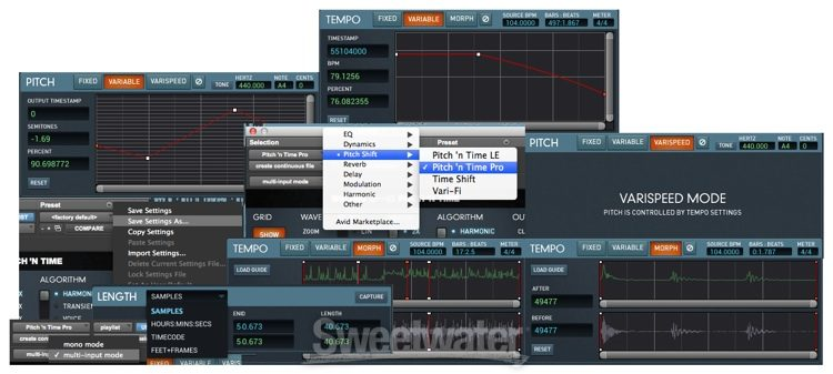 Serato Pitch 'n Time Pro 3 0 Plug-in | Sweetwater
