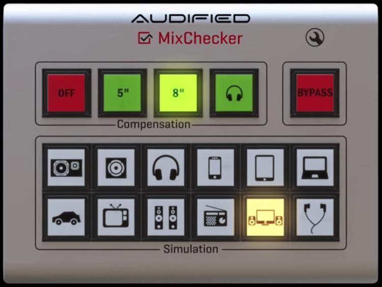 MixChecker Plug-in