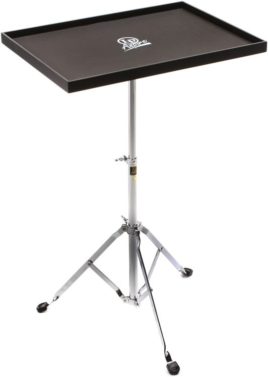 Genial Latin Percussion Aspire Series Trap Table Image 1