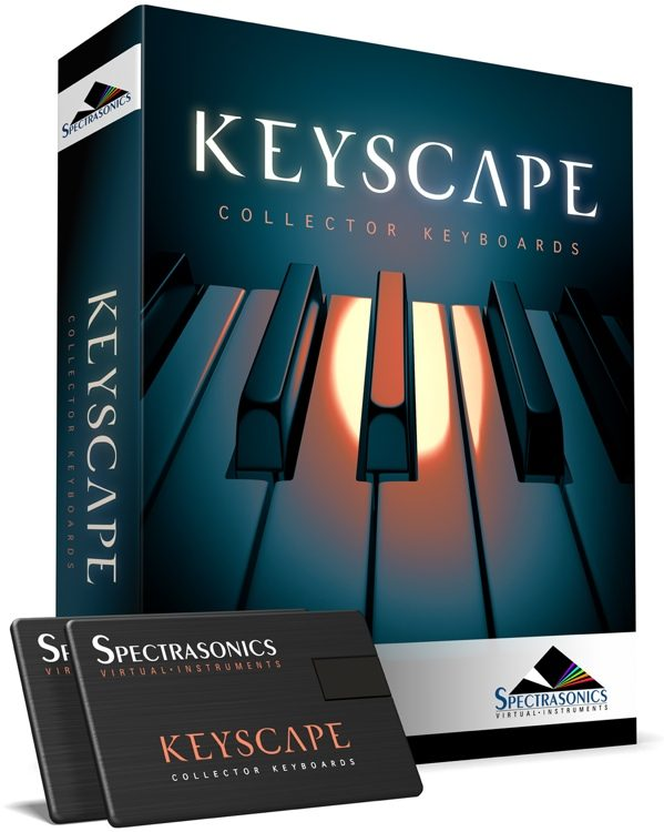 Keyscape Collector Keyboards (Boxed)