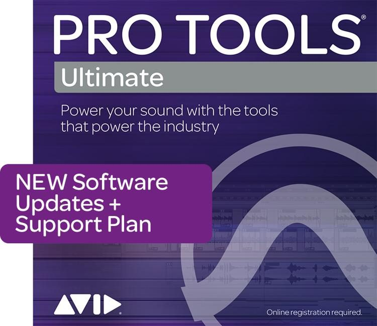 1-Year Updates + Support for Pro Tools | Ultimate Perpetual License Expired  Plan