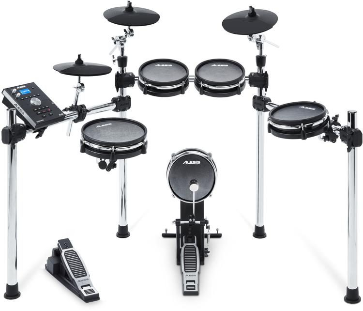 Command Mesh Electronic Drum Set