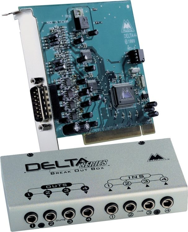 M AUDIO DELTA ASIO DOWNLOAD DRIVERS