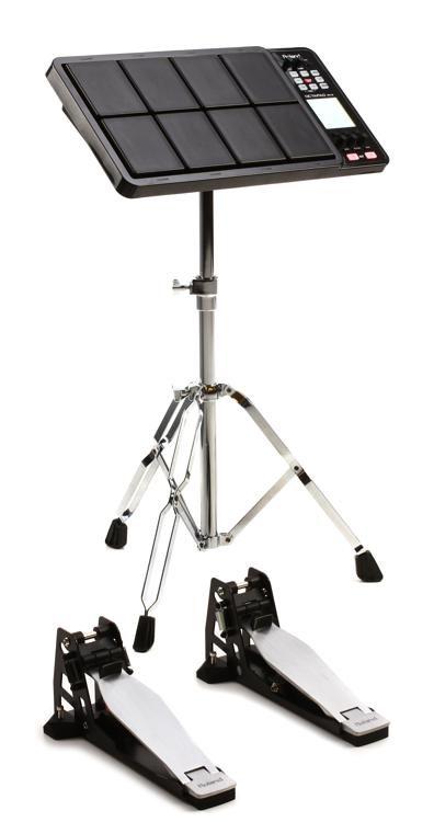 Octapad Compact Electronic Drum Set - Black