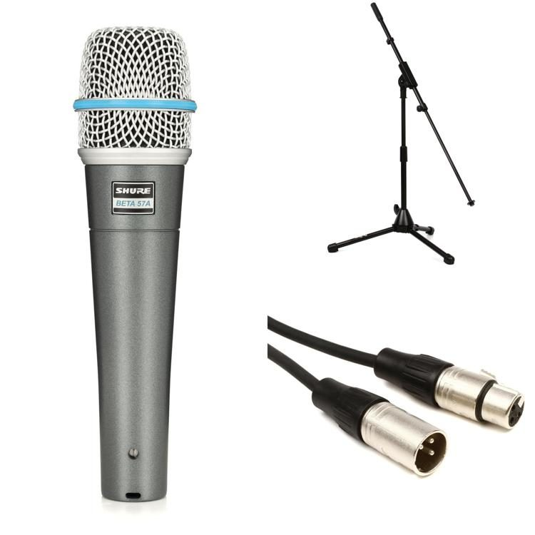 *BRAND NEW* Shure Beta 57a Dynamic Instrument Microphone
